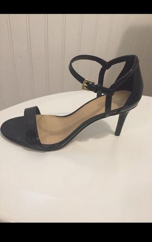 Michael Kors Mid Sandal Ankle Strap Sandals Black for Sale in Lakeland, FL