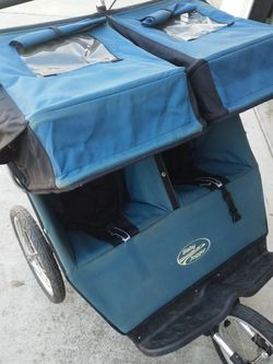 Double Baby Jogger for Sale in Fresno,  CA