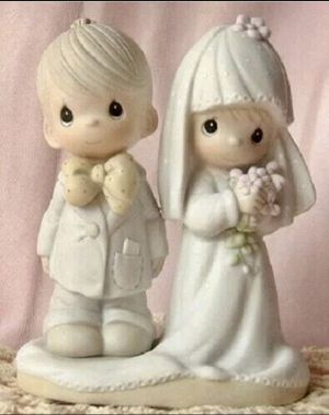 Precious Moments figurine. The Lord Bless You and Keep You for Sale in Youngstown, OH