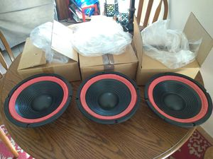 10 Speakers 3 For $20 Very Loud Will Test for Sale in La Mirada, CA