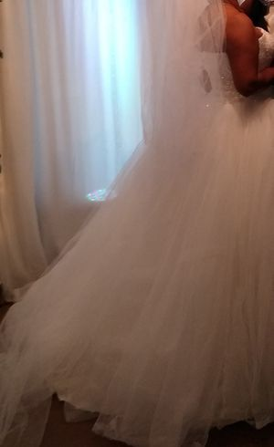 Wedding Dress for Sale in Seagoville, TX