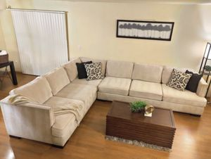 Modern Sectional Sofa for Sale in Seattle, WA