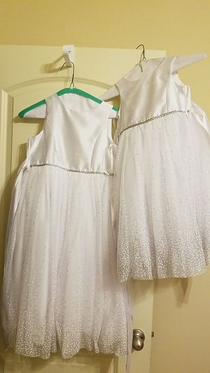 David's Bridal flower girl dresses for Sale in Raleigh, NC