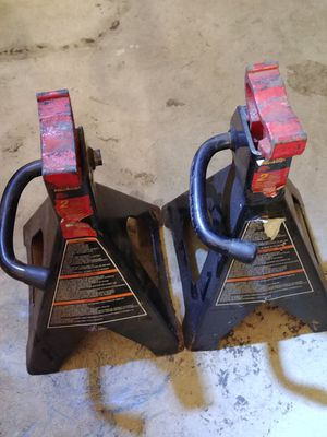 Jack stand for Sale in Gervais, OR
