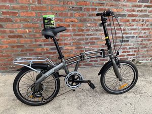 """GOTHAM7 Citizen Bicycle 20"""" 7-Speed Folding Bike with Alloy Frame for Sale in GARDEN CITY P, NY"""