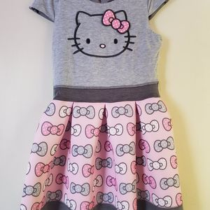 Hello Kitty Dress Like New Size 6 for Sale in Los Angeles, CA