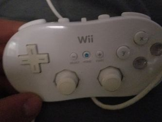 Wii Nintendo Classic Controler for Sale in Vancouver,  WA