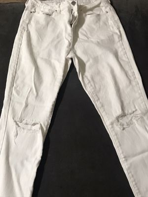 White Skinny Jeans size 28 for Sale in Turlock, CA