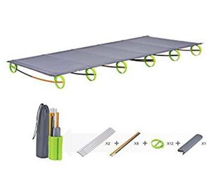 Portable Folding/Collapsable Camping Cot - Hiking - Ultra Light - Put in your backpack - Brand New for Sale in Temple City, CA