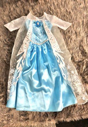 Elsa size 9-12 months Frozen dress. for Sale in Yorba Linda, CA