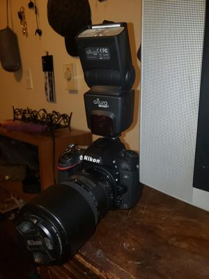 Nikon D610 Camera for Sale in Tacoma, WA
