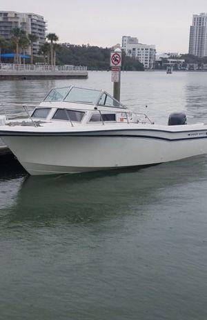 22' Grady White 62Hr Suzuki 4stroke 07 and trailer for Sale in Tampa, FL