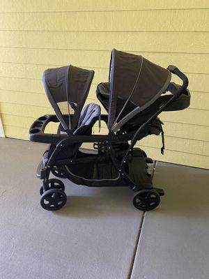 GRACO DOUBLE STROLLER for Sale in Tampa, FL