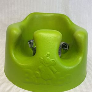 Green Bumbo Infant Chair With Seatbelt for Sale in Avondale, AZ