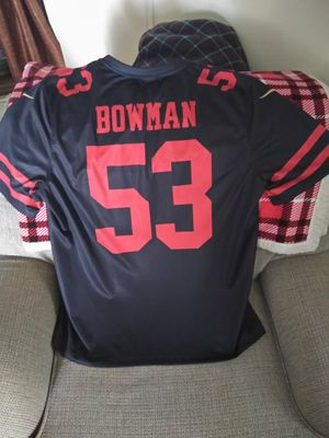 Navarro Bowman 49er Jersey Size XL for Sale in Fresno, CA
