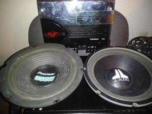 Subwoofers for Sale in San Francisco, CA