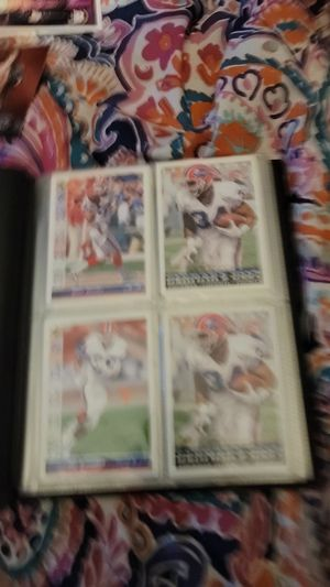 Football cards from 1993 for Sale in Buffalo, NY