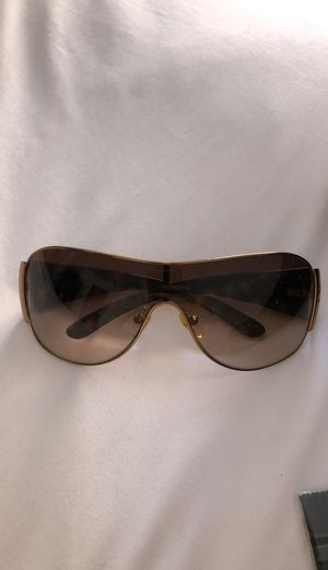 Prada tortoise shell and gold sunglasses for Sale in San Diego, CA