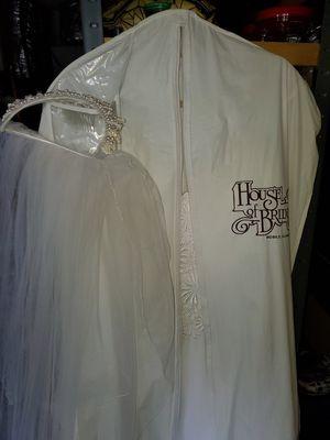 Wedding dress for Sale in Pinellas Park, FL