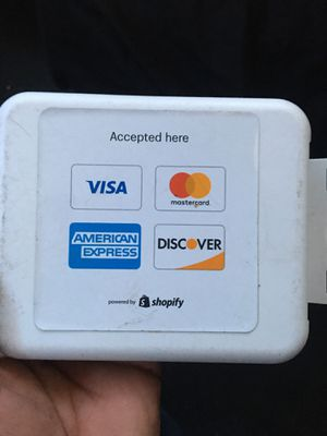 Shopify card reader for Sale in Fresno, CA