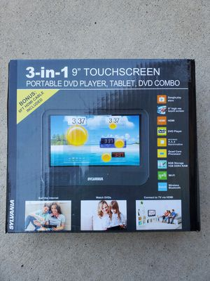 New portable DVD player for Sale in Corona, CA