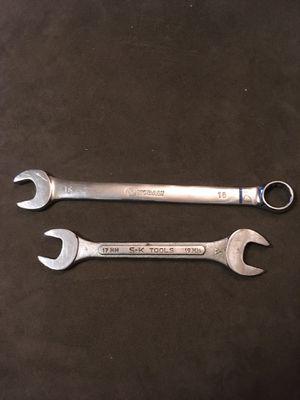 Wrench's 17. 18. 19 for Sale in Staunton, VA