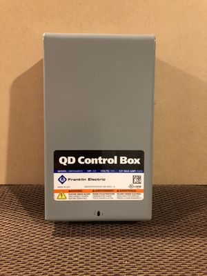 Franklin Electric Submersible Motor Control Box for Sale in Boonton, NJ