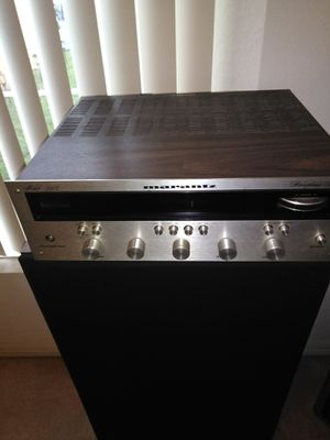 Marantz 2215 stereo receiver for Sale in Port St. Lucie, FL