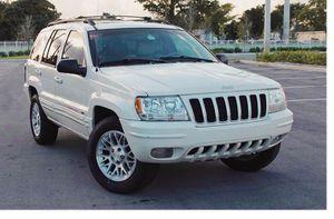 Runs Good 2004 Jeep Grand Cherokee AWDWheels for Sale in Stockton, CA