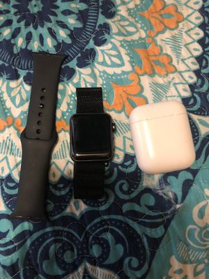 Apple Watch and AirPods for Sale in Boulder, CO