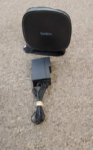 Belkin Wi-Fi Router for Sale in Burlington, NC