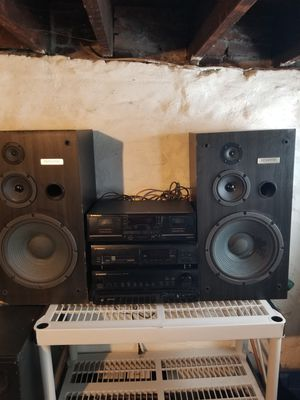 Pioneer Home Stereo System for Sale in St. Louis, MO