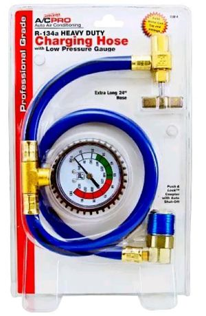 Air Conditioning Gage meter hose charging hose for Sale in Houston, TX