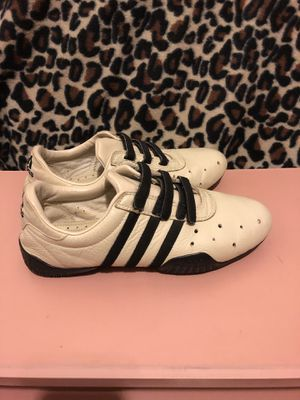 Adidas size 7.5 shoes Women's for Sale in Dearborn, MI