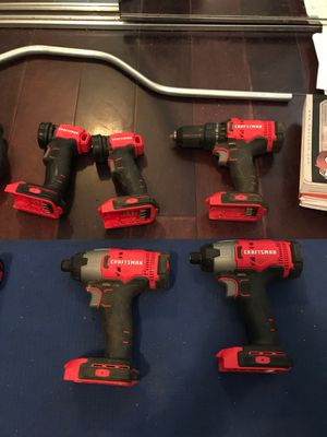 Craftsman tools for Sale in Ontario, CA