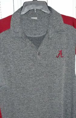 Alabama Polo Shirt Size Large for Sale in Verbena,  AL