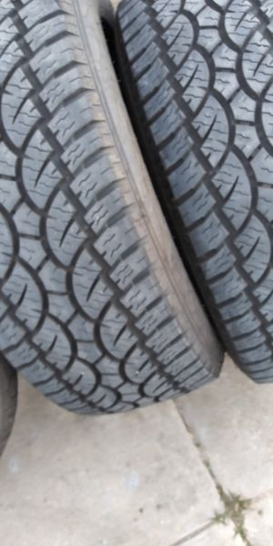 ALL TERRAIN TIRES 285 55 20 for Sale in Mesquite, TX