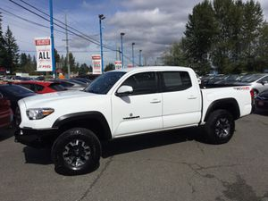 2017 Toyota Tacoma for Sale in Everett, WA