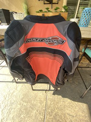 3X Harley Davidson multi-layer riding jacket for Sale in Temecula, CA