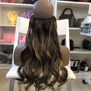 """24"""" Fish line band halo hair extension for Sale in Brooklyn, NY"""