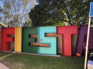 'Fiesta' Wooden Letters for Sale in El Cajon, CA