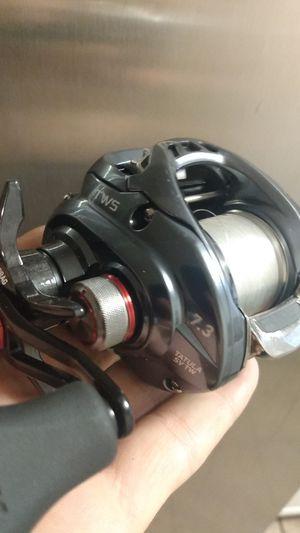 Baitcaster fishing reel daiwa tatula sv tws brand new for Sale in Phoenix, AZ