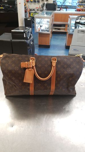 Louis Vuitton, Model:keepall55, Date Code:SP1914, Duffle bag for Sale in Houston, TX