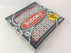 Briarpatch Games Sudoku The Ultimate Puzzle Game! - BP46101 for Sale in San Antonio, TX