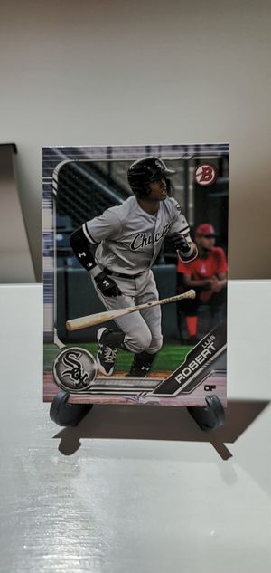 2019 Bowman Luis Robert for Sale in Fresno, CA