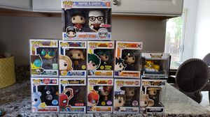 Funko Pops for sale or trade for Sale in El Cajon, CA