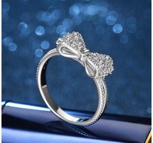 New sterling silver bow ring for Sale in Lake in the Hills, IL