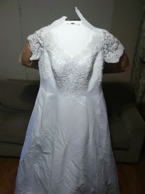 Formal Wedding Dress for Sale in Temple, TX