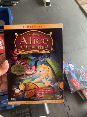 Lot of Disney and Pixar DVDs brand new never opened for Sale in HUNTINGTN BCH, CA