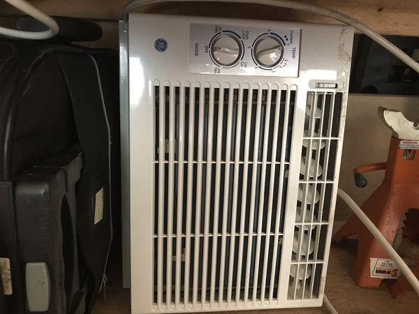 Perfect Aire 150-sq ft Window Air Conditioner (115-Volt; 5000-BTU)